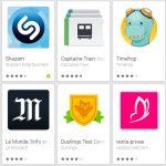 Les meilleures applications pour android