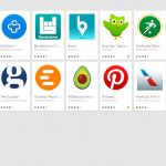 Les apps android