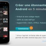 Application pour smartphone gratuit