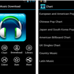 Application android pour telecharger