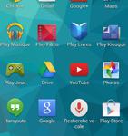 Des application a telecharger