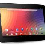 Tablette android nexus 10