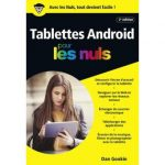 Tablette android 7 nougat