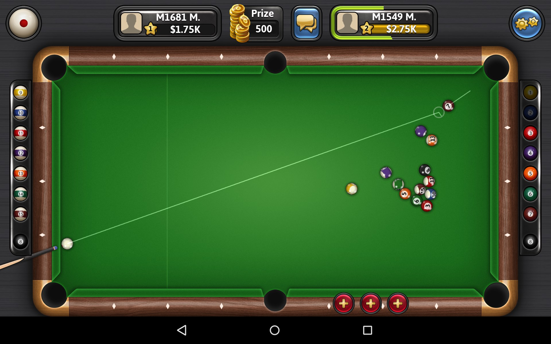application poker en ligne android