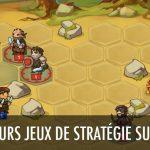 Jeux stratégie android 2016