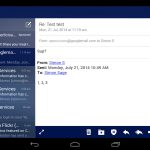 Yahoo tablette android