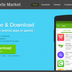 Android market free games download to mobile