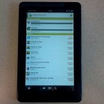 Android market download for tablet