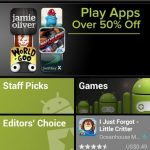 Android market play store