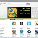Android market a sklep play