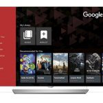 Android tv lg