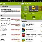 Android market marche pas