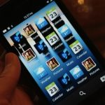 Android market z10