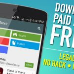Android market hack (free apps)