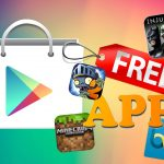 Android market with free paid apps