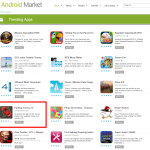 Us apps android market