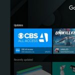 Play android tv