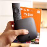 Android tv nougat mi box