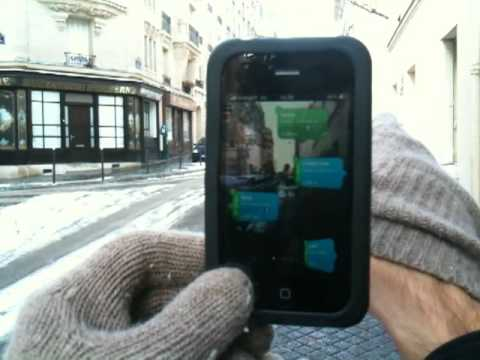 Application nomao pour iphone 4