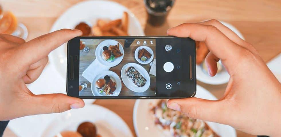 Application pour prendre de belle photo iphone