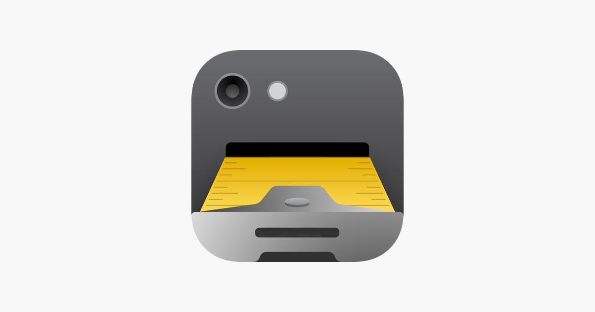 Application iphone pour mesurer une hauteur