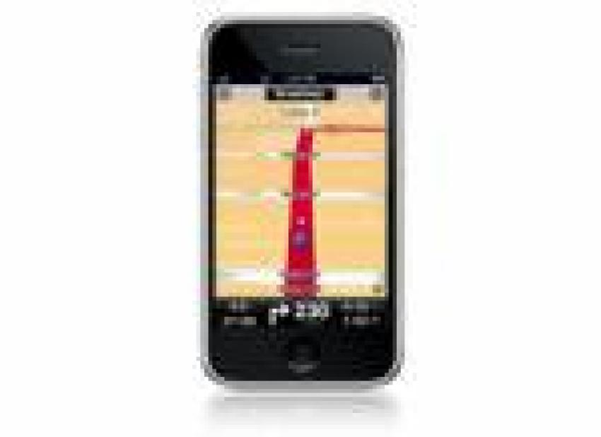 Application tomtom iphone