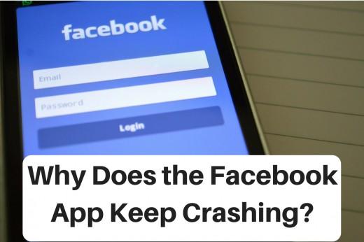 Application facebook iphone bug