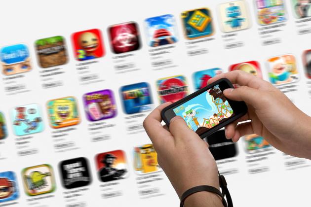 Les application iphone 5