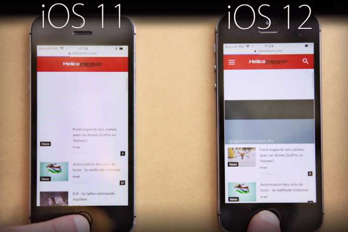 Application sante iphone 5c
