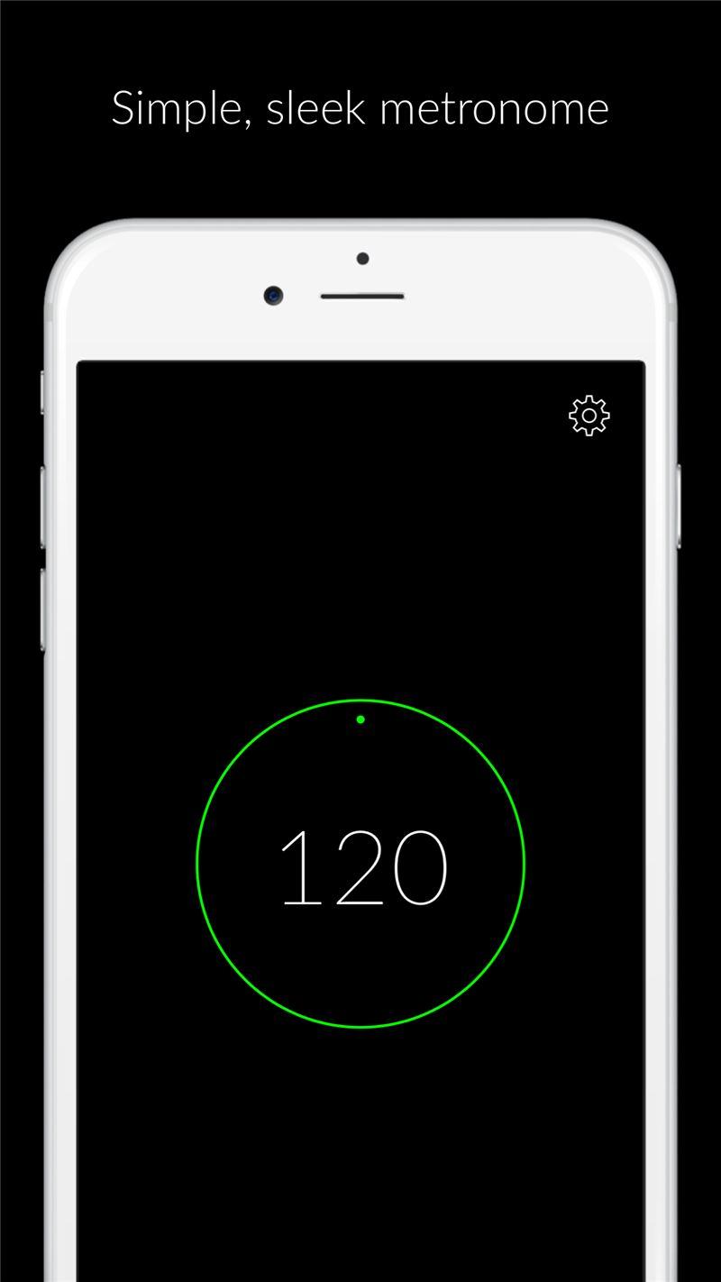 Application metronome pour iphone