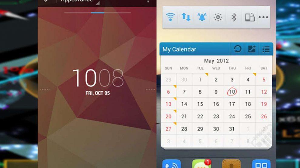 Avoir une application iphone sur android