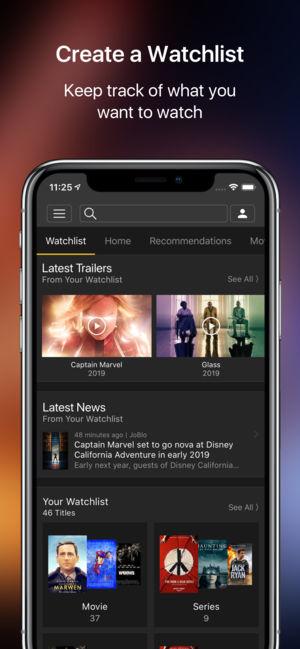 Application iphone pour regarder film gratuit