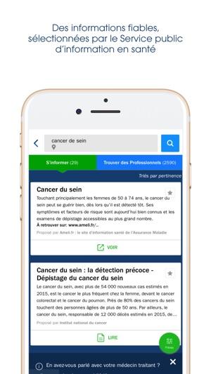Application santé iphone 6