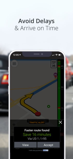 Application iphone gps pour camping car