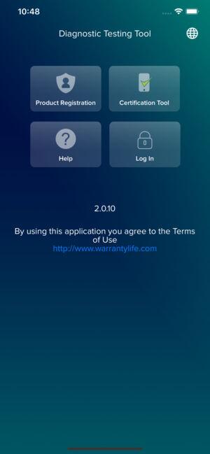 Application warranty iphone