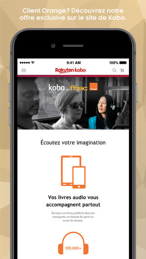Application lecture bd iphone