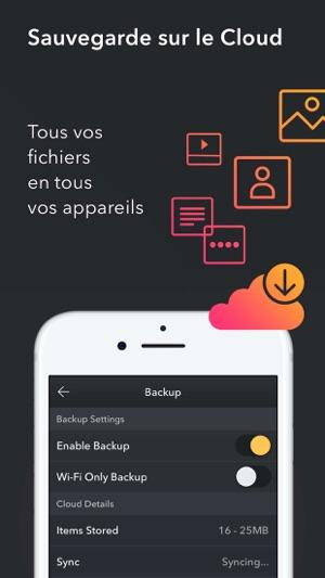 Mettre un code sur application iphone