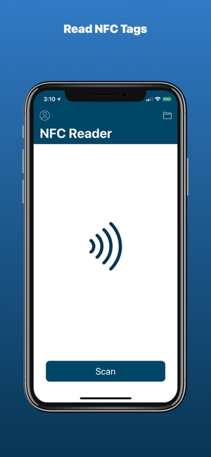 Application nfc iphone