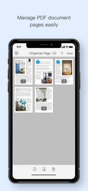 Application modifier photo iphone