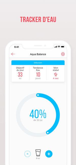Application perte de poids iphone