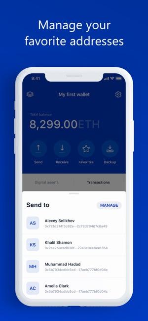 Aelf application iphone