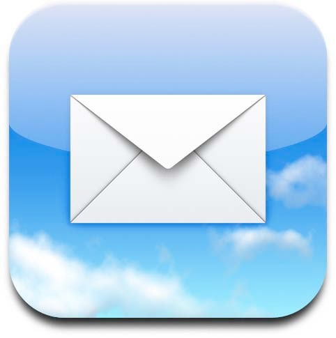 Application mail iphone