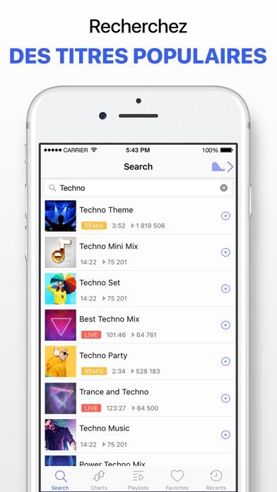 Application iphone musique sans wifi