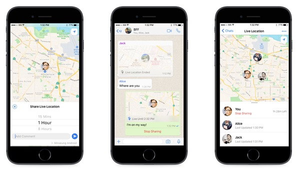 Application pour localiser un iphone