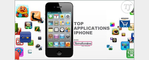 Top application iphone gratuite