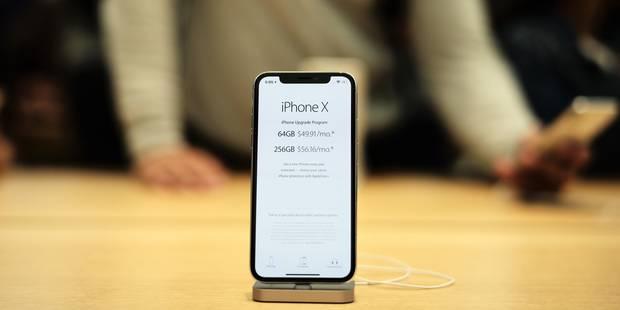 Combien ca coute une application iphone