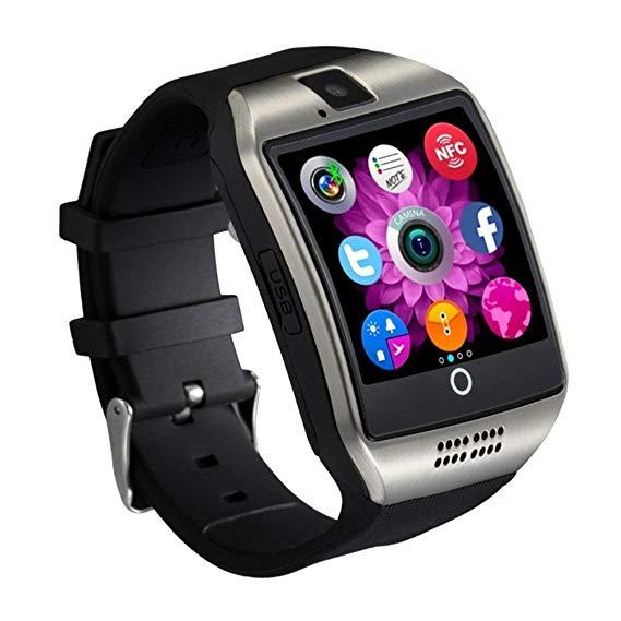 Smartwatch q18 application iphone