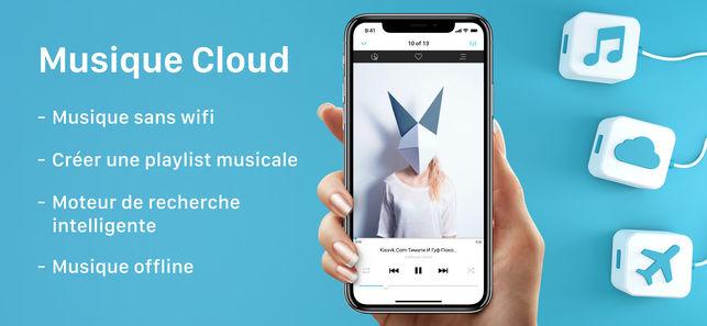 Application musique iphone 6 sans wifi