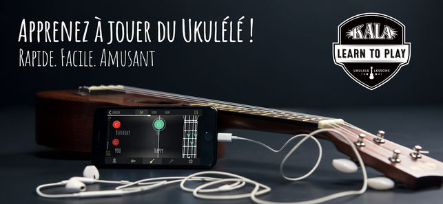 Accordeur ukulele application iphone