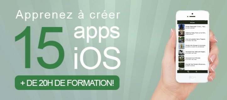 Tuto créer application iphone